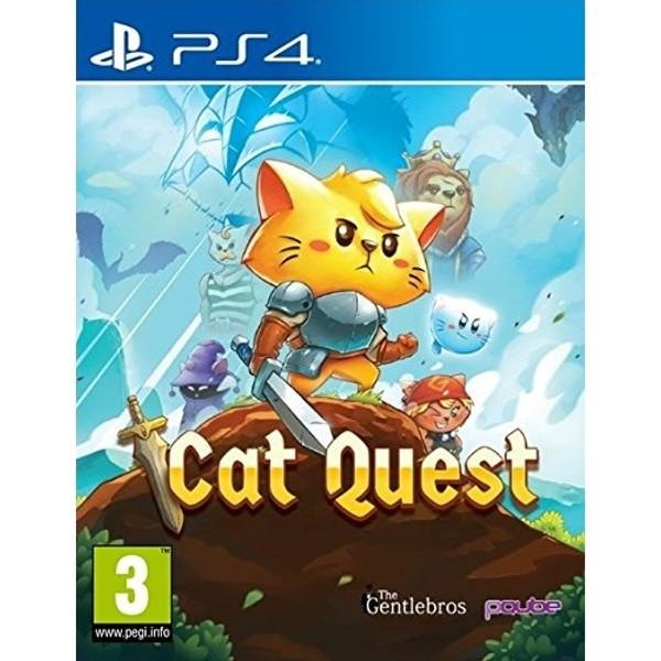 Cat Quest  PS4 foto mare