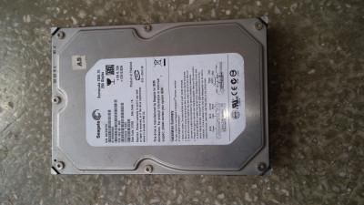 Hard disc 250 Gb SATA 2 / Seagate ST3250820AS/ 7200 Rpm / Testat / 3,5 Inch (O5) foto