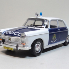 Macheta PEUGEOT 404 South Africa  - Politie  1:43