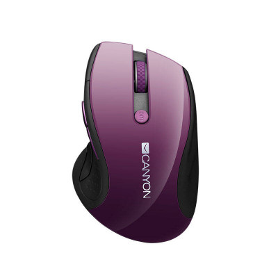 Mouse Canyon CNS-CMSW01P Wireless Purple Pearl Glossy foto