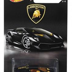 Jucarie Hot Wheels Lamborghini Sesto Elemento Car - Masinuta electrica copii Mattel