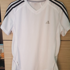Tricou barbati, 40, Alb, Adidas