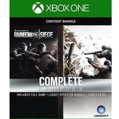 Tom Clancy S Rainbow Six Siege Full Game Download Code Xbox One - Jocuri Xbox One