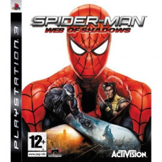 Spider-Man: Web Of Shadows Ps3 - Jocuri PS3 Activision