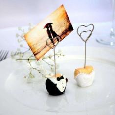 Marturii nunta-suport card Mire&Mireasa