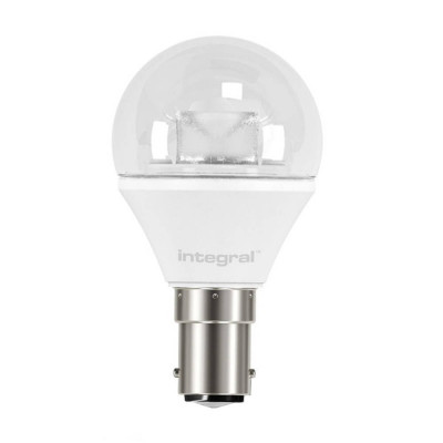 Bec LED Integral Mini Globe 3.4W 2700K 250L B15 foto