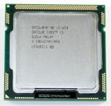 Procesor Intel Core I5-650.3.20ghz Turbo 3.46ghz.4mb.socket 1156