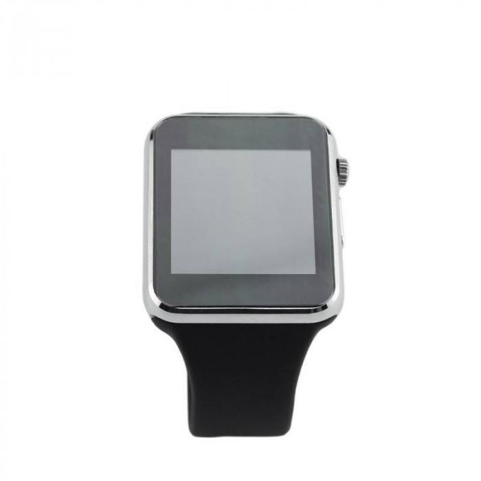 Smartwatch SoVog SC03 Negru foto mare