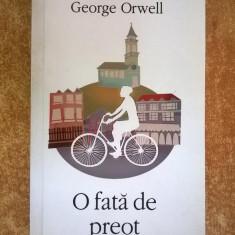 George Orwell - O fata de preot - Roman