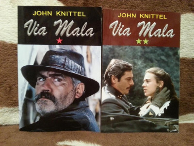 VIA MALA-JOHN KNITTEL (2 VOL) foto
