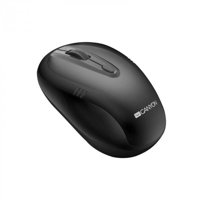 Mouse Canyon CNE-CMSW02B Wireless Black foto mare