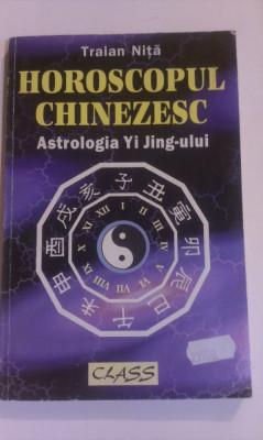 HOROSCOPUL  CHINEZESC - ASTROLOGIA  YI  JING-ULUI foto