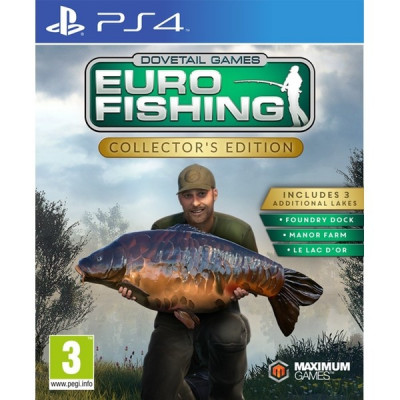 Euro Fishing PS4 Xbox One foto