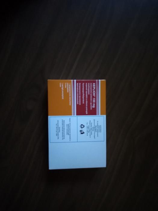 Xeplion 100 mg foto mare