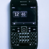 Telefon Nokia E6 original - perfect functional, liber in orice retea, Negru, Neblocat