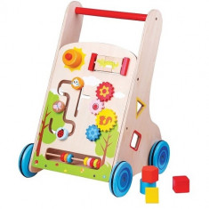 Premergator New Classic Toys cu Activitati Lelin