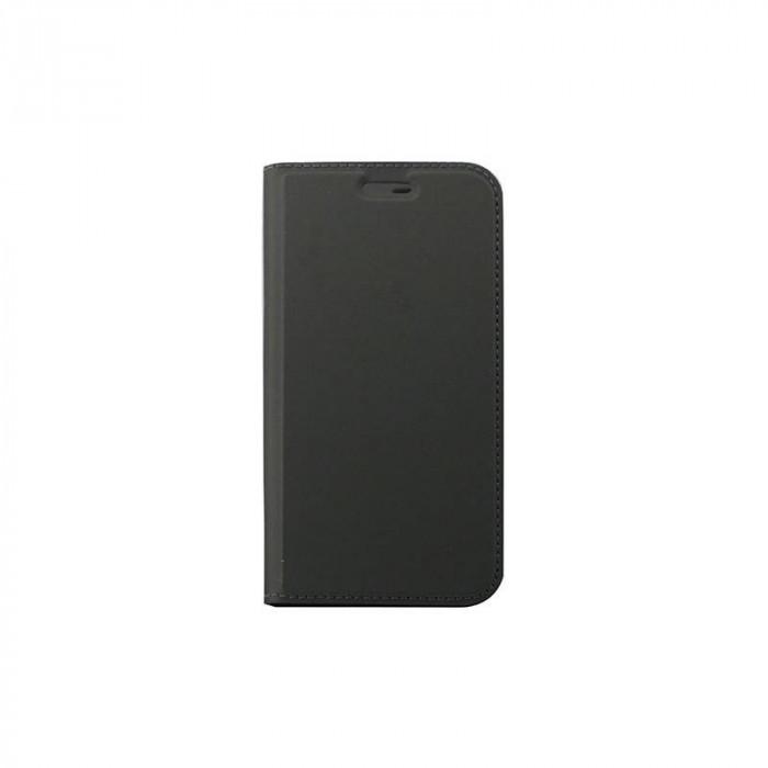 Husa Flip Cover Focus TCSAMA75NEG Black pentru Samsung Galaxy A5/2017 foto mare