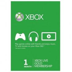 Xbox 360 Live Gold Card 1 Month Membership Card - Jocuri Xbox 360