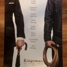 Poster Kingsman: The Golden Circle 101.5 x 68.5 cm - Film Colectie, Alte tipuri suport, Engleza