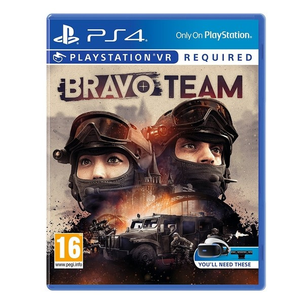 Bravo Team PS4  (PSVR Required)
