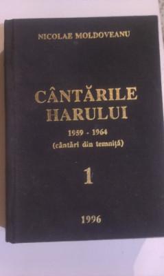 CANTARILE   HARULUI - CANTARI  DIN  TEMNITA foto