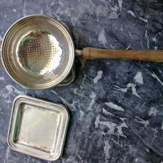 strecuratoare alama argintata
