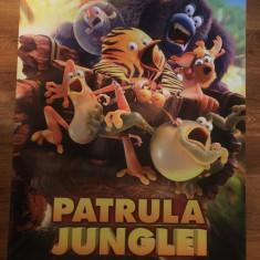 Poster The Jungle Bunch - Patrula Junglei 98 x 68 cm - Film Colectie, Alte tipuri suport, Altele