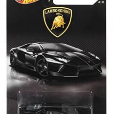 Jurcarie Hot Wheels Lamborghini Aventador Car - Masinuta electrica copii Mattel