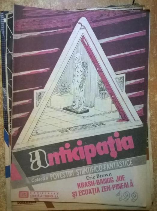 Colectia Povestiri Stiintifico-Fantastice nr. 499