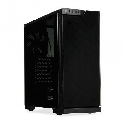 Carcasa Ibox WIZARD 2 GAMING Black foto