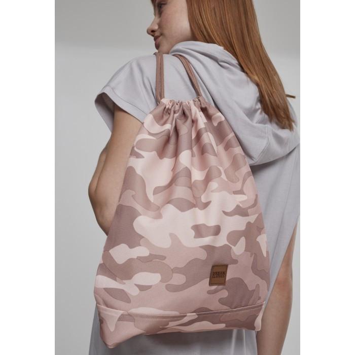 Gym Bag Urban Classics rose-camuflaj