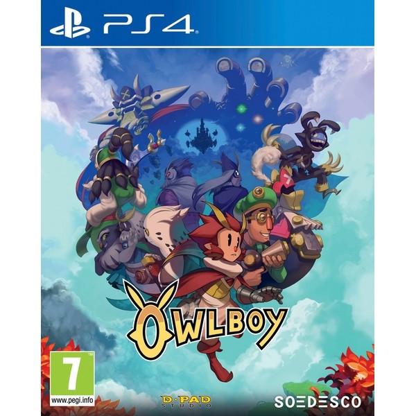 Owlboy PS4 Nintendo Switch foto mare