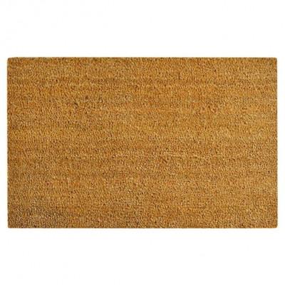 Covor intrare din fibra de nuca de cocos, 17 mm, 40 x 60 cm foto