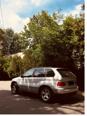 Crossover SUV BMW X5 foto