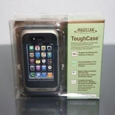 Carcasa cu baterie pt. iphone 4s, antisoc indestructibila Magellan.