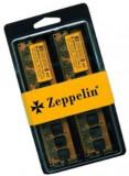 Memorii Zeppelin ZE-DDR4-8G2400 DDR4, 2x4GB, 2400MHz, CL 16