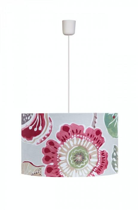 Lustra pendul abajur textil birou, bucatarie, dormitor, living Giant Flowers