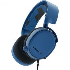 Casti SteelSeries Arctis 3 Boreal Blue