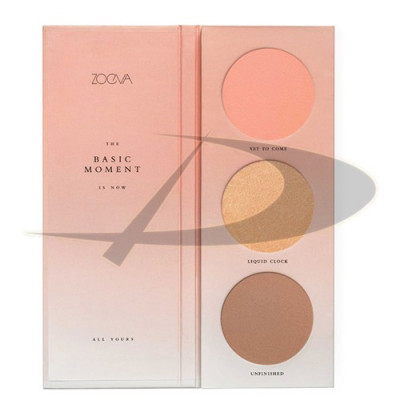 Zoeva Opulance The Basic Moment Blush Moment Blush Palette foto