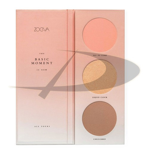 Zoeva Opulance The Basic Moment Blush Moment Blush Palette foto mare