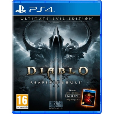 Diablo III 3 Reaper of Souls Ultimate Evil Edition PS4 foto