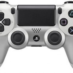 Controller Ps4 Sony Dualshock 4 Silver