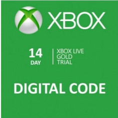 Abonament Microsoft Xbox Live Gold 14 Day Xbox360 Xbox One - Jocuri Xbox One