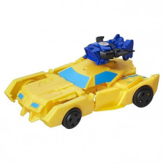Jucarie Transformers Robots In Disguise Combiner Force Stuntwing Bumblebee - Vehicul Hasbro