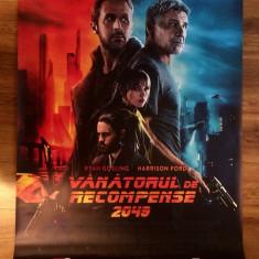Poster Blade Runner 2049 - Vânătorul de recompense 2049 94 x 70 cm - Film Colectie, Alte tipuri suport, Altele