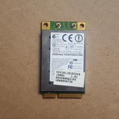 Placa wireless:Toshiba Satellite L300, L300D, A300, L350D, L305, L305D-6042B0062102