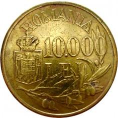 ROMANIA, 10000 lei 1947 * cod 52.5.18 - Moneda Romania, Alama
