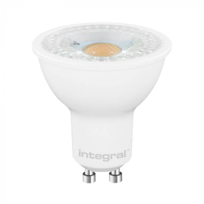 Bec LED Integral Classic 5W lumina calda