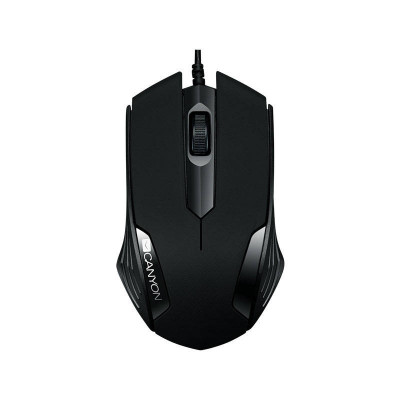 Mouse Canyon CNE-CMS02B Otical Black foto