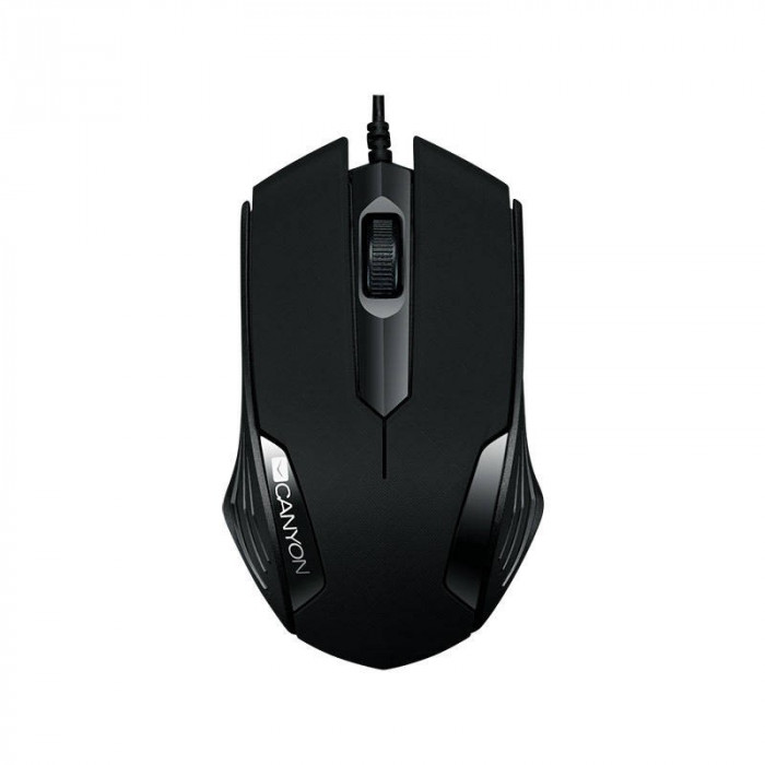 Mouse Canyon CNE-CMS02B Otical Black foto mare
